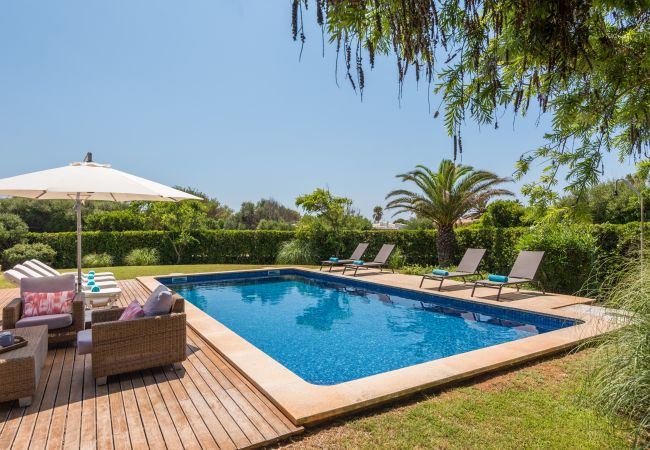 Villa Sirena – exceptional house for eight people in Cap den Font